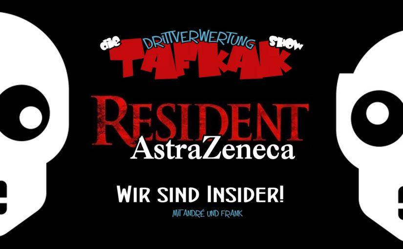 #92 – Resident AstraZeneca: Wir sind Insider!